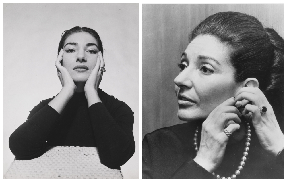 Callas collage
