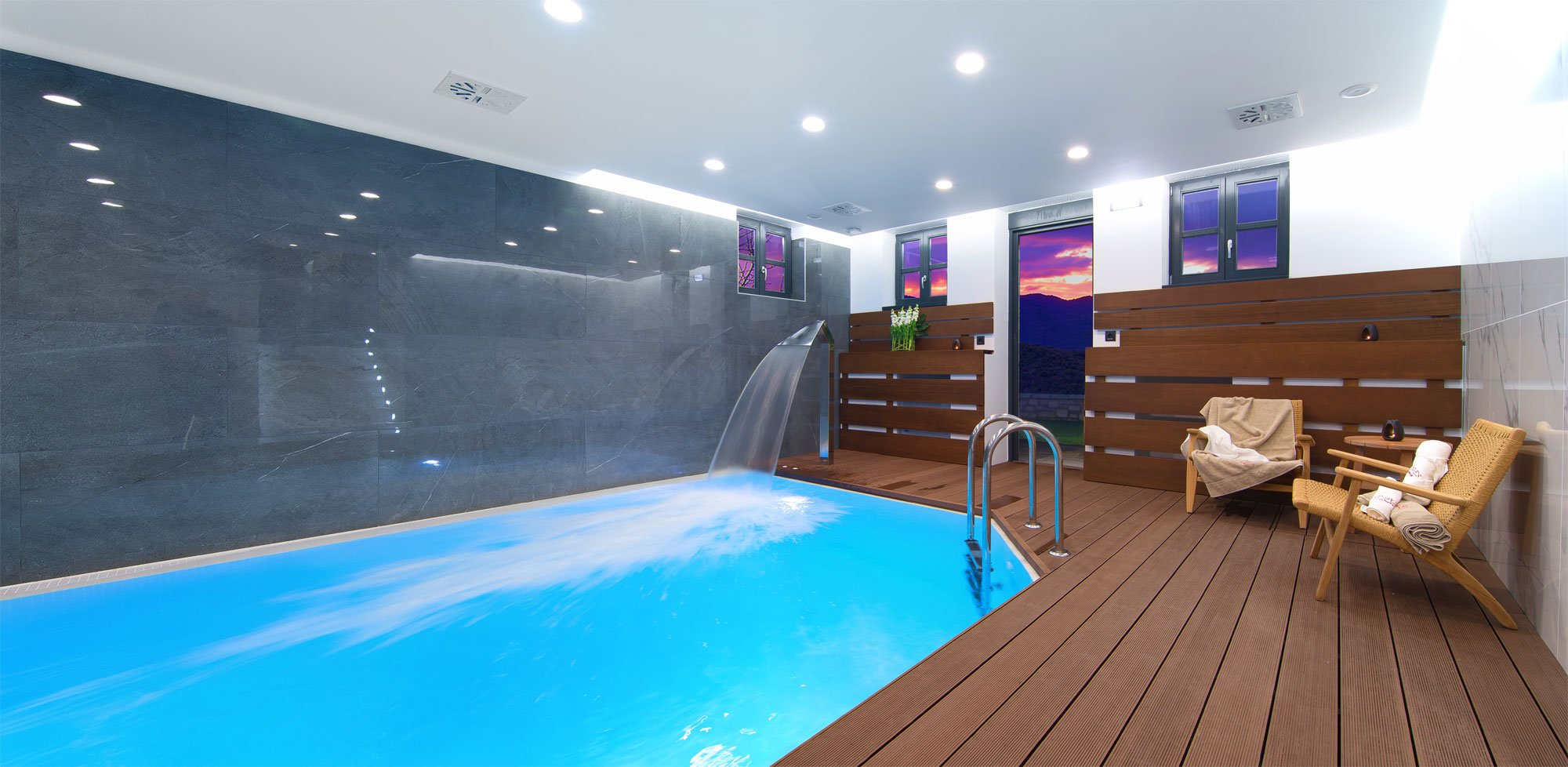 kores boutique hotel spa pool